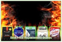 Best Meal Replacement Shakes UK