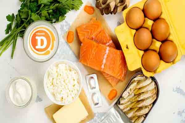 list of best vitamin D foods