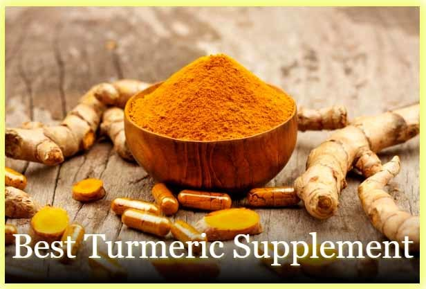 List of Best Turmeric Supplements in the UK